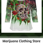 Edgy, Fun and Unique Marijuana Clothing Store