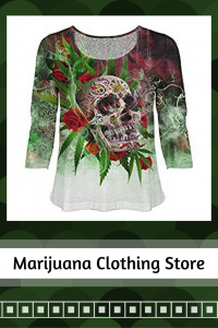 Marijuana Clothing Store
