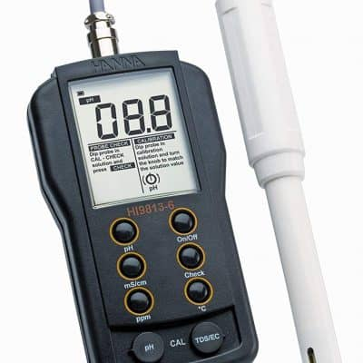 Hanna Instruments Meter for Growers