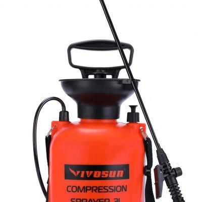 VIVOSUN 0.8 Gallon Pump Sprayer